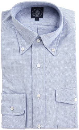 J. Press J. Press Irving Buttondown Shirt HDOVNA0001: Saxe