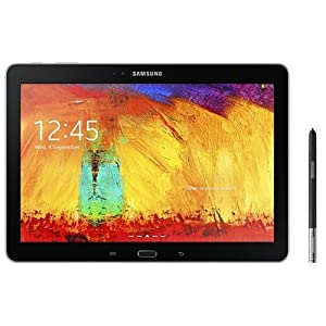 Samsung Galaxy Note 10.1 SM-P601 Tablet (WiFi, 3G, Voice Calling), Jet Black