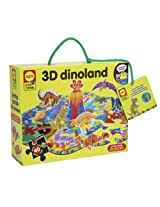 ALEX Toys Little Hands 3D Dinoland