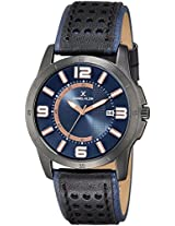 Daniel Klein Analog Blue Dial Men's Watch - DK10887-2