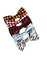 DBF0161 Multiple Stylies Microfiber Working Formal Wear Pre-Tide Bowties 5 Pack Set Bow ties By Dan Smith