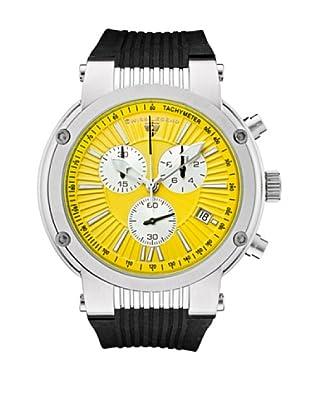Swiss Legend Reloj Legato Cirque Amarillo