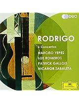 Rodrigo: Concertos