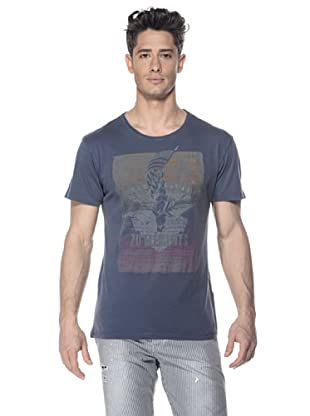 Zu-Elements Camiseta Columban (Gris Oscuro)
