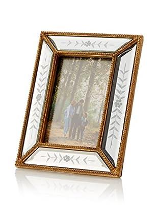 Bethel International Handmade Photo Frame (Gold)