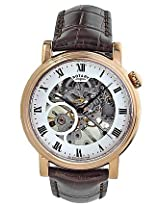 Rotary Brown Chronograph Men Watch GS0284302
