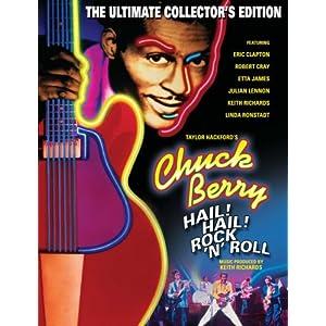 Chuck Berry - ヘイル!ヘイル!ロックンロール(完全限定版 4枚組コレクターズ・エディション) [DVD]