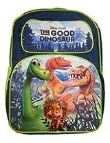 Disney The Good Dinosaur 17 Inch School Backpack Blue