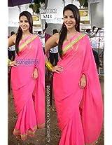 bollywood replica Saree of Sunny Leone 5243