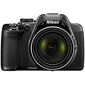 Nikon P530 Digital Camera-Black