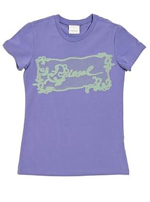 Diesel Kid T-Shirt Junior Tivinu (Lavendel)