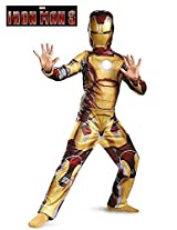 Iron Man Mark 42 Classic Costume Small