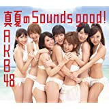 �^�Ă�Sounds good !�y�������T���ʐ^�t���z(Type A)(�ʏ��)AKB48�ɂ��