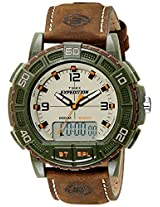 Timex Expedition Analog-Digital Beige Dial Men's Watch - T49969