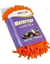 OKS Multipurpose Microfibre Wash & Dry Cleaning Sponge, 1 Piece