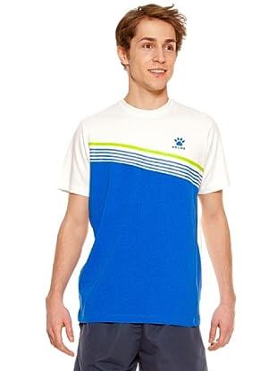 Kelme Camiseta Manga Corta Lupi (Royal)