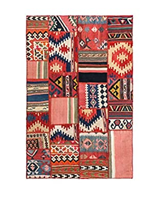 NAVAEI & CO. Teppich mehrfarbig 184 x 122 cm