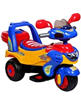 Mee Mee - Yellow Blue Red Baby Bike