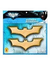 Batman: The Dark Knight Rises: Batarangs (Gold)
