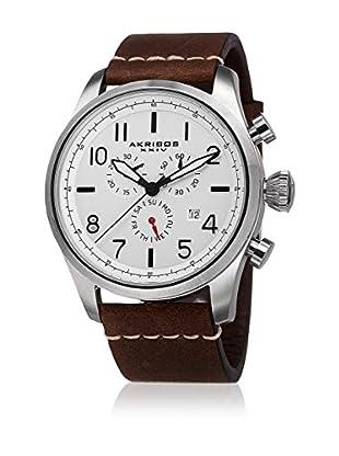 Akribos XXIV Reloj de cuarzo Man AK705BR 46 mm