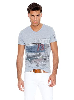 Pepe Jeans London Camiseta Abingdon 1 (Gris)