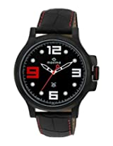 Maxima Analog Black Dial Men's Watch - 28280LMGB