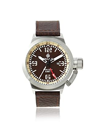 Ballast Men's BL-3102-05 Trafalgar 2-Band Brown Stainless Steel Watch