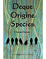 Deque Origine Species: The Origin of Species