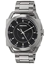 Diesel End-of-Season Descender Chronograph Black Dial Men's Watch - Dz1579