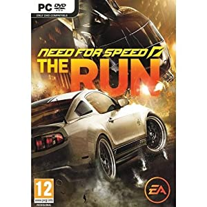 EA NFS-The Run Limited Edition PC Game