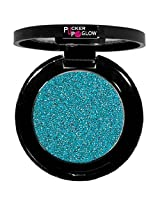 Eye Shadow Singles In A Shimmering Shade Of Blue Emerald A Bright Blue With Hints Of Deep Green In Dramatic Eye Catching Finishes