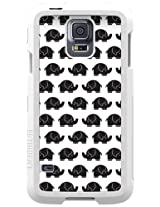 TRIDENT Samsung Galaxy S V Apollo Case - Retail Packaging - Striped