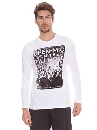 Timeout Camiseta Concierto (blanco)