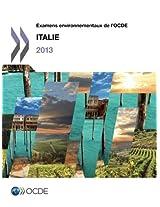 Examens Environnementaux de L'Ocde: Italie 2013
