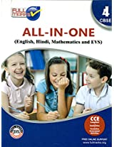 Full Marks All In One Class 4 (Hindi+Eng+Maths+EVS)