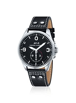 AVI-8 Men's AV-4002-01 Hawker Harrier II Black Stainless Steel Watch