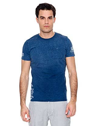 Pepe Jeans London Camiseta Loan (Índigo)