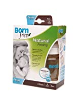 Born Free Twin Pack Classic Bottle 5 Ounce (5 Pack)