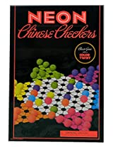 Neon Chinese Checkers - Classic Game with a Twist of Color