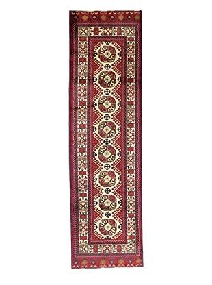 Bashian Rugs Hand-Knotted Afghan Rug, Beige, 2' 8