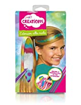 Crayola Color and Clip Hair Extensions