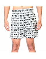 Nuteez Camera Gray Boxers