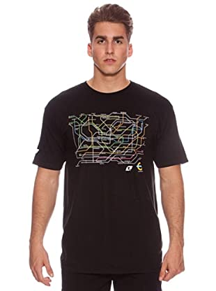 One Industries Camiseta Metropolis (Negro)