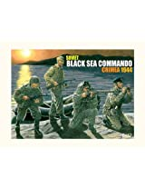 Dragon 1/35 Soviet Black Sea Commando, Crimea 1944 - 4 Figures Set