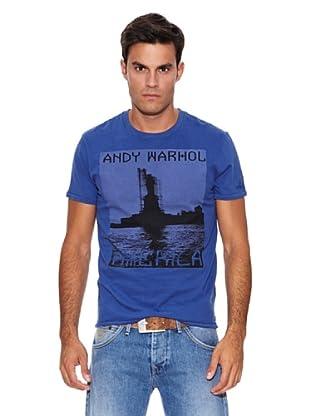 Pepe Jeans London Camiseta America (Azul)