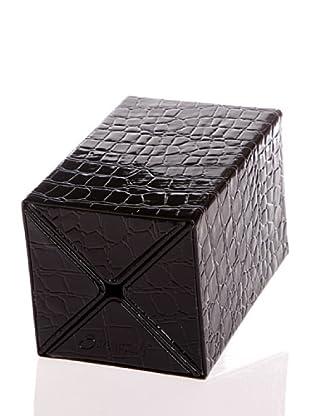 Le Creuset Cubo Wa-145 Cubo 6 Botellas Negro Cocodrilo