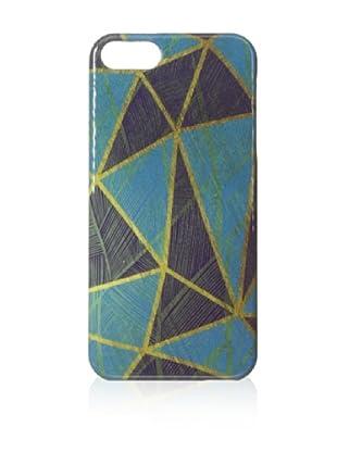 Jordan Carlyle Plexi Blue iPhone 5 jCase