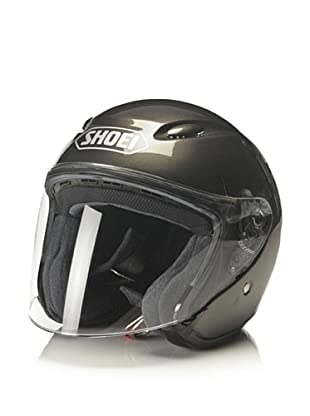 Shoei Casco J-Wing Monocolor Candy (Antracita)