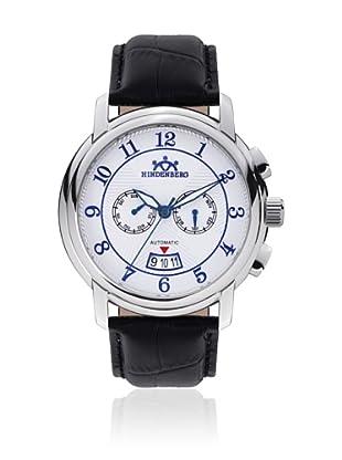 Hindenberg Reloj automático Man 350-H Skynight Negro 46.0 mm