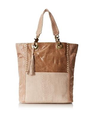 Mondrina Women's Remy Tote Bag (Powder Buff)